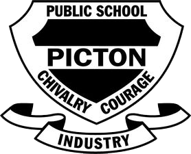 Picton Public School logo